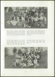 Page 19, 1951 Edition, Lawrenceburg High School - Orange and Black Yearbook (Lawrenceburg, IN) online yearbook collection