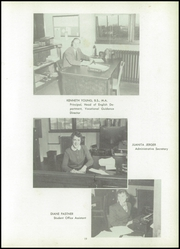 Page 23, 1951 Edition, Lawrenceburg High School - Orange and Black Yearbook (Lawrenceburg, IN) online yearbook collection