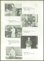 Page 26, 1951 Edition, Lawrenceburg High School - Orange and Black Yearbook (Lawrenceburg, IN) online yearbook collection