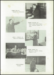 Page 27, 1951 Edition, Lawrenceburg High School - Orange and Black Yearbook (Lawrenceburg, IN) online yearbook collection
