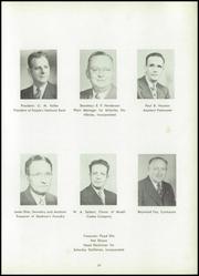 Page 29, 1951 Edition, Lawrenceburg High School - Orange and Black Yearbook (Lawrenceburg, IN) online yearbook collection