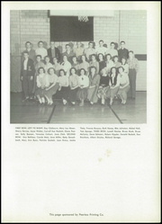 Page 33, 1951 Edition, Lawrenceburg High School - Orange and Black Yearbook (Lawrenceburg, IN) online yearbook collection