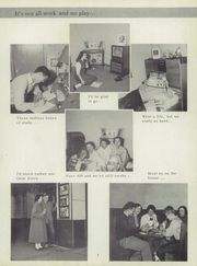 Page 11, 1954 Edition, Lawrenceburg High School - Orange and Black Yearbook (Lawrenceburg, IN) online yearbook collection