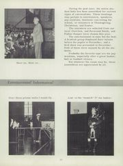 Page 15, 1954 Edition, Lawrenceburg High School - Orange and Black Yearbook (Lawrenceburg, IN) online yearbook collection