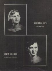 Page 16, 1954 Edition, Lawrenceburg High School - Orange and Black Yearbook (Lawrenceburg, IN) online yearbook collection