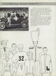 Page 8, 1954 Edition, Lawrenceburg High School - Orange and Black Yearbook (Lawrenceburg, IN) online yearbook collection
