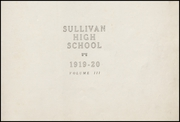 Page 3, 1920 Edition, Sullivan High School - Arrow Yearbook (Sullivan, IN) online yearbook collection
