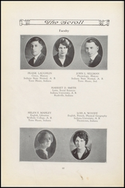 Page 14, 1926 Edition, Sullivan High School - Arrow Yearbook (Sullivan, IN) online yearbook collection