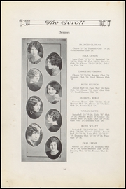 Page 16, 1926 Edition, Sullivan High School - Arrow Yearbook (Sullivan, IN) online yearbook collection