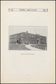 Page 9, 1926 Edition, Sullivan High School - Arrow Yearbook (Sullivan, IN) online yearbook collection