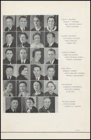 Page 7, 1937 Edition, Sullivan High School - Arrow Yearbook (Sullivan, IN) online yearbook collection