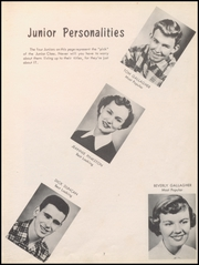 Page 11, 1952 Edition, Sullivan High School - Arrow Yearbook (Sullivan, IN) online yearbook collection