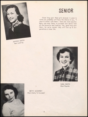 Page 12, 1952 Edition, Sullivan High School - Arrow Yearbook (Sullivan, IN) online yearbook collection