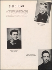 Page 13, 1952 Edition, Sullivan High School - Arrow Yearbook (Sullivan, IN) online yearbook collection
