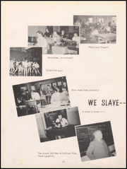 Page 16, 1952 Edition, Sullivan High School - Arrow Yearbook (Sullivan, IN) online yearbook collection