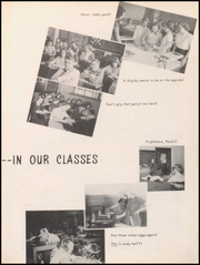 Page 17, 1952 Edition, Sullivan High School - Arrow Yearbook (Sullivan, IN) online yearbook collection