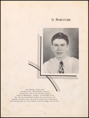 Page 6, 1952 Edition, Sullivan High School - Arrow Yearbook (Sullivan, IN) online yearbook collection