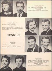 Page 14, 1957 Edition, Sullivan High School - Arrow Yearbook (Sullivan, IN) online yearbook collection