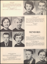 Page 15, 1957 Edition, Sullivan High School - Arrow Yearbook (Sullivan, IN) online yearbook collection