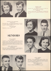 Page 16, 1957 Edition, Sullivan High School - Arrow Yearbook (Sullivan, IN) online yearbook collection