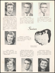 Page 10, 1958 Edition, Sullivan High School - Arrow Yearbook (Sullivan, IN) online yearbook collection