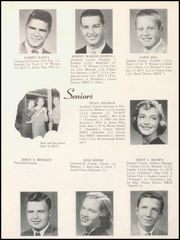 Page 11, 1958 Edition, Sullivan High School - Arrow Yearbook (Sullivan, IN) online yearbook collection