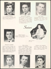 Page 12, 1958 Edition, Sullivan High School - Arrow Yearbook (Sullivan, IN) online yearbook collection