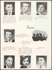 Page 16, 1958 Edition, Sullivan High School - Arrow Yearbook (Sullivan, IN) online yearbook collection