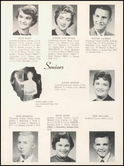 Page 17, 1958 Edition, Sullivan High School - Arrow Yearbook (Sullivan, IN) online yearbook collection