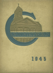 Page 1, 1945 Edition, Cathedral High School - Cathedran Yearbook (Indianapolis, IN) online yearbook collection