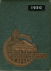 1950 Edition, Cathedral High School - Cathedran Yearbook (Indianapolis, IN)
