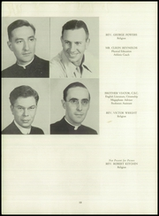 Page 10, 1950 Edition, Cathedral High School - Cathedran Yearbook (Indianapolis, IN) online yearbook collection