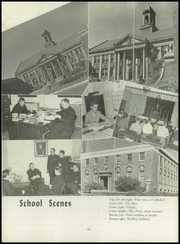 Page 12, 1950 Edition, Cathedral High School - Cathedran Yearbook (Indianapolis, IN) online yearbook collection