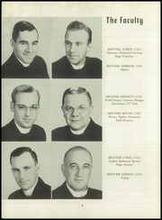 Page 6, 1950 Edition, Cathedral High School - Cathedran Yearbook (Indianapolis, IN) online yearbook collection
