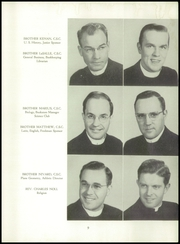 Page 9, 1950 Edition, Cathedral High School - Cathedran Yearbook (Indianapolis, IN) online yearbook collection
