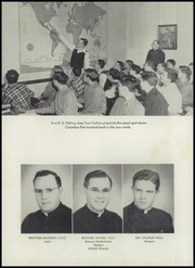 Page 16, 1951 Edition, Cathedral High School - Cathedran Yearbook (Indianapolis, IN) online yearbook collection