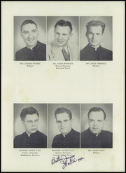 Page 17, 1951 Edition, Cathedral High School - Cathedran Yearbook (Indianapolis, IN) online yearbook collection
