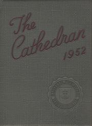 Page 1, 1952 Edition, Cathedral High School - Cathedran Yearbook (Indianapolis, IN) online yearbook collection