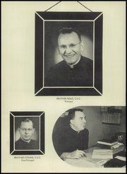 Page 10, 1952 Edition, Cathedral High School - Cathedran Yearbook (Indianapolis, IN) online yearbook collection