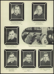 Page 12, 1952 Edition, Cathedral High School - Cathedran Yearbook (Indianapolis, IN) online yearbook collection