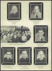 Page 13, 1952 Edition, Cathedral High School - Cathedran Yearbook (Indianapolis, IN) online yearbook collection