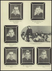 Page 14, 1952 Edition, Cathedral High School - Cathedran Yearbook (Indianapolis, IN) online yearbook collection