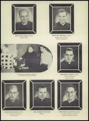 Page 15, 1952 Edition, Cathedral High School - Cathedran Yearbook (Indianapolis, IN) online yearbook collection