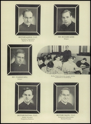 Page 16, 1952 Edition, Cathedral High School - Cathedran Yearbook (Indianapolis, IN) online yearbook collection