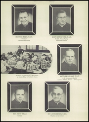 Page 17, 1952 Edition, Cathedral High School - Cathedran Yearbook (Indianapolis, IN) online yearbook collection