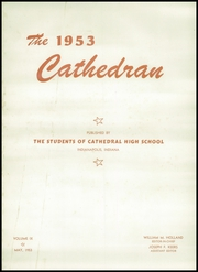 Page 5, 1953 Edition, Cathedral High School - Cathedran Yearbook (Indianapolis, IN) online yearbook collection