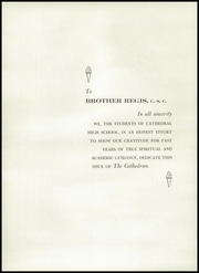Page 6, 1953 Edition, Cathedral High School - Cathedran Yearbook (Indianapolis, IN) online yearbook collection