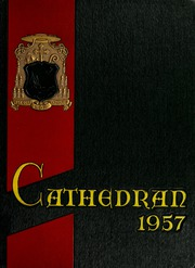 Page 1, 1957 Edition, Cathedral High School - Cathedran Yearbook (Indianapolis, IN) online yearbook collection