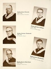 Page 12, 1957 Edition, Cathedral High School - Cathedran Yearbook (Indianapolis, IN) online yearbook collection