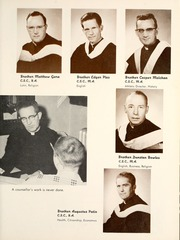 Page 13, 1957 Edition, Cathedral High School - Cathedran Yearbook (Indianapolis, IN) online yearbook collection